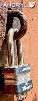 Andryl Padlock Chain