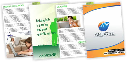 ANDRYL eBook Parenting Digital Natives