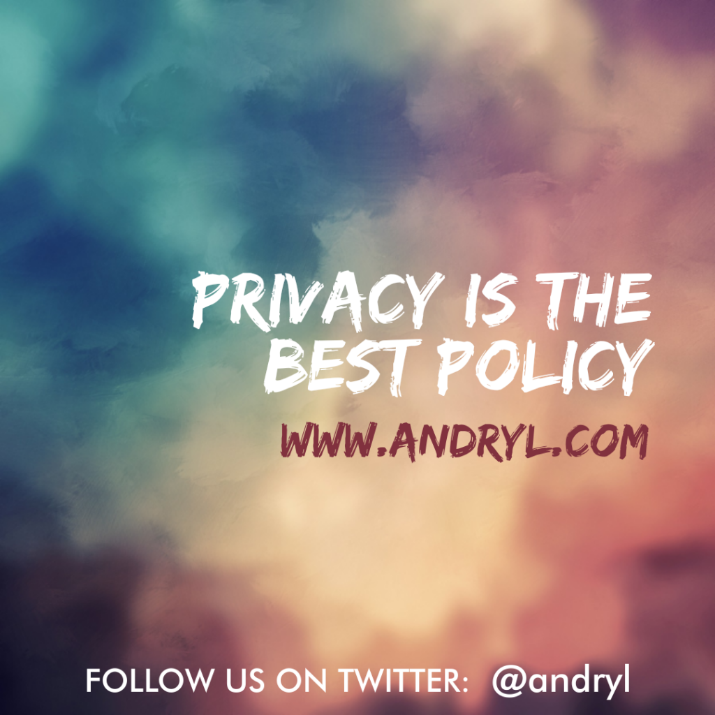 First World Wisdom: Privacy Policy